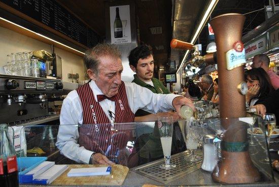 Bar Pinotxo : Juanito