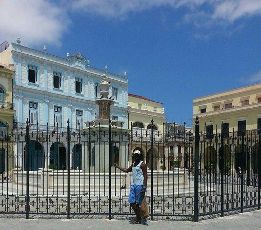 Place Vieille (Plaza Vieja) : Hermoso lugar