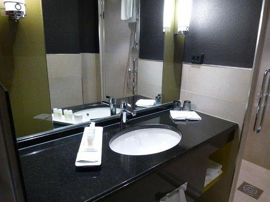 Fabian Hotel: Room 106