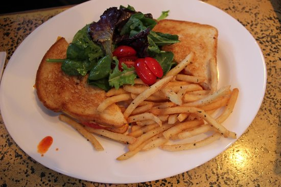 Coffee Shop : Grilled Cheese
