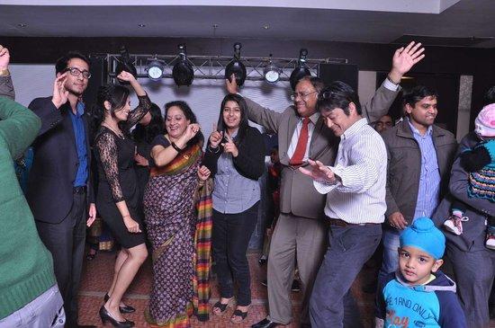 Medallion Chandigarh Zirakpur : Dance Dance