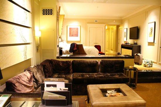 The Palazzo Resort Hotel Casino: Sofa