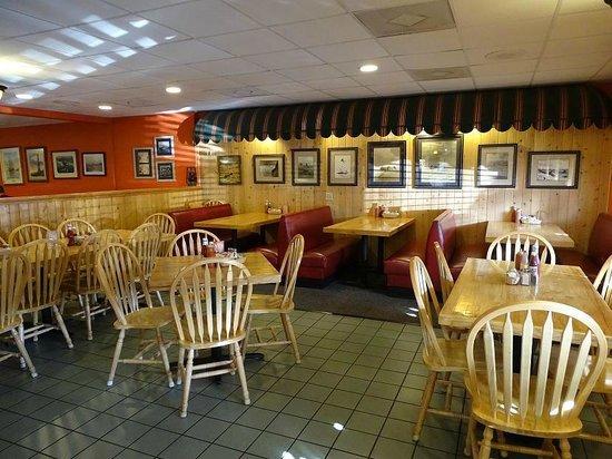 Darrell S Restaurant 2nd Dining Area