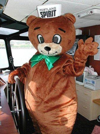 Portland Spirit River Cruises: Cinnamon Bear