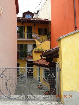 VIlla Maurice: villa