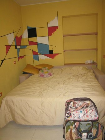 VIlla Maurice : sofa bed