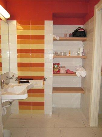 VIlla Maurice : bath room