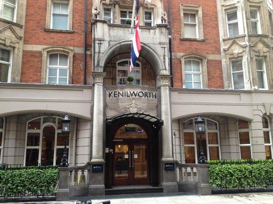 Radisson Blu Edwardian Kenilworth Hotel : Extérieur hôtel