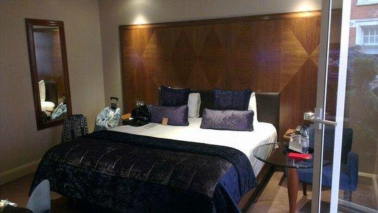 Radisson Blu Edwardian Kenilworth Hotel: Chambre