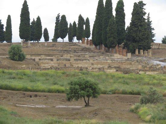 Ensemble Archéologique d'Itàlica : Italica
