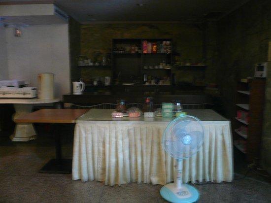 Hotel Today: 無料のお茶はジャスミン、ウーロン、ただの水