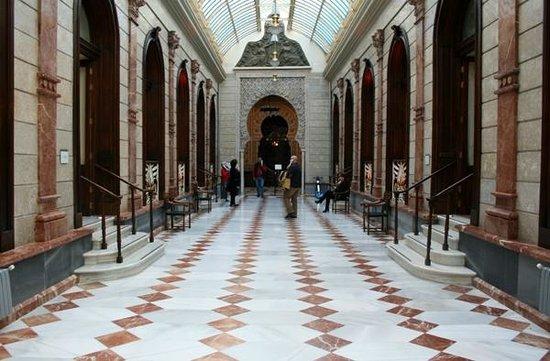 Real Casino de Murcia: General View of Hall