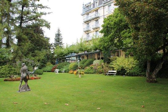 Hotel Victoria: Территория отеля