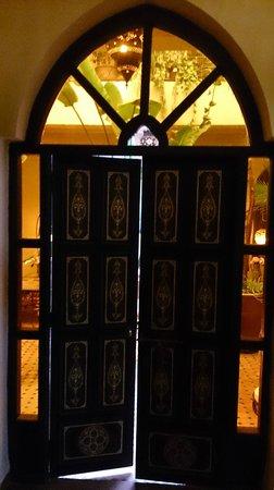 Riad Bamaga Hotel: Binnen