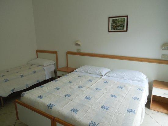 Hotel Blue Ribbon: camere spaziose
