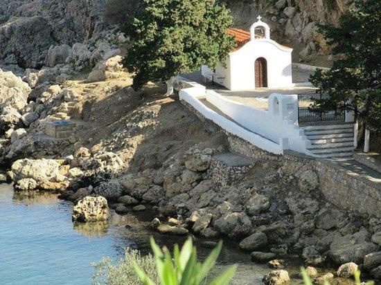 Rhodes Wonder - Private Taxi Tours: saint paul chapel