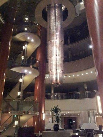 Swissotel Nankai Osaka : lobby
