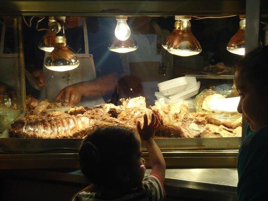 Mercado Hidalgo: Carnes