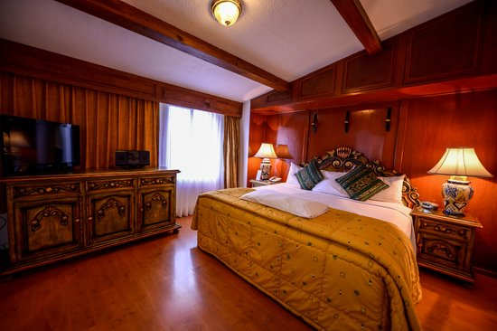 La Mansion del Sol : King room