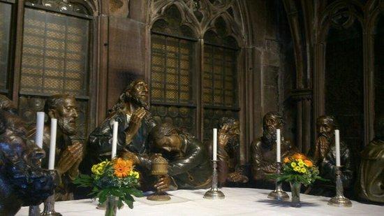 Freiburg Cathedral: Seitenkapelle