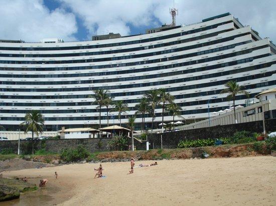Ondina Apart Hotel : Vista de fora