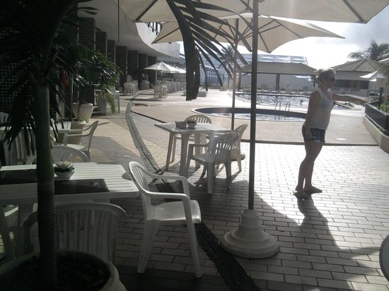 Ondina Apart Hotel : Piscinas