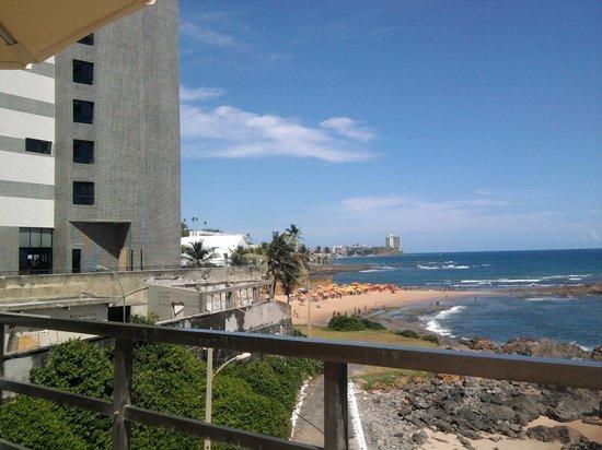 Ondina Apart Hotel : Praia