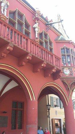 Fassade am Münsterplatz
