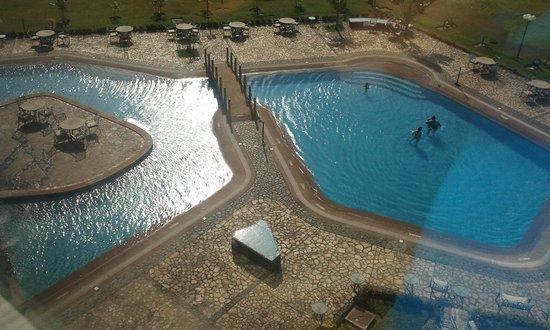 Eurobuilding Hotel & Suites Guayana: La piscina