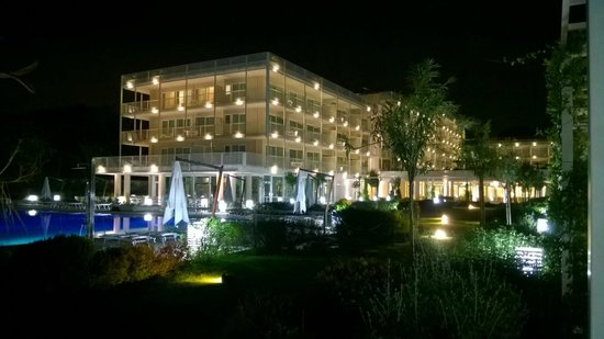 UNA Hotel Versilia - nightview