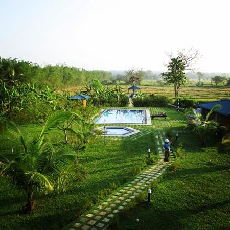 The Hideout Sigiriya: the stunning grounds