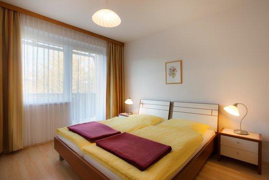 Kanauf Appartements: Schlafzimmer