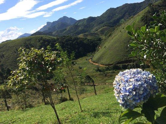 Maua Brasil: Vista do Chalé