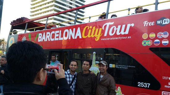 Hesperia Sant Joan: City Tour Bus