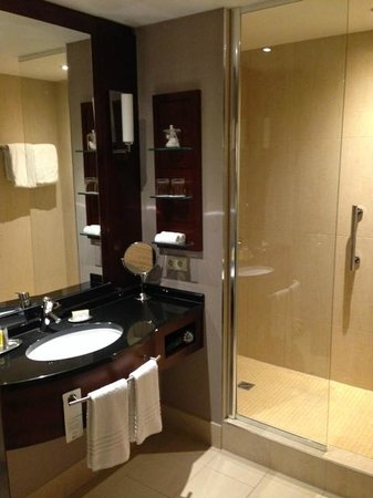 Cologne Marriott Hotel : Bathroom