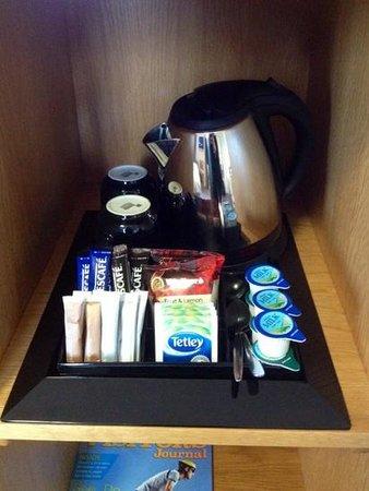 Tara Lodge: In room Tea Facilities