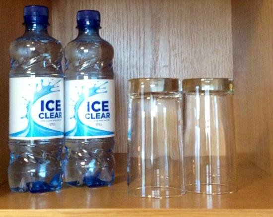 Tara Lodge: New Water Bottles, Daily