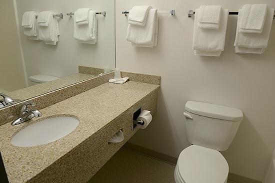 Great Falls Inn by Riversage: New Bathroom Upgrades