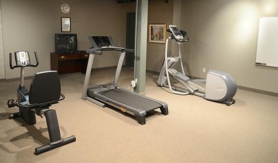 Great Falls Inn by Riversage: Fitness Room