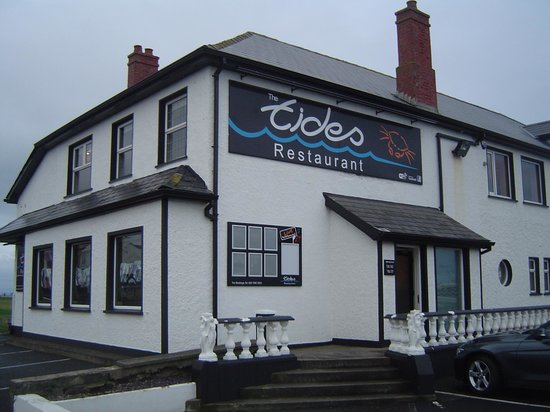 The Tides: The restaurant