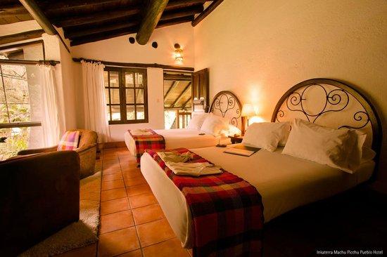 Inkaterra Machu Picchu Pueblo Hotel: Superior