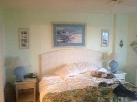"Ocean Pointe Suites at Key Largo: the ""master suite"""