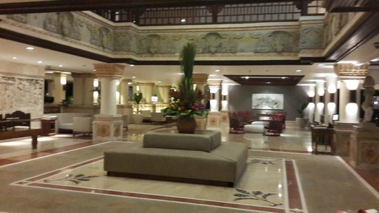 Grand Aston Bali Beach Resort : Hall