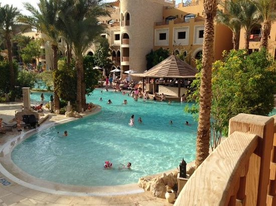 Sunwing Waterworld Makadi Hotel: View from room