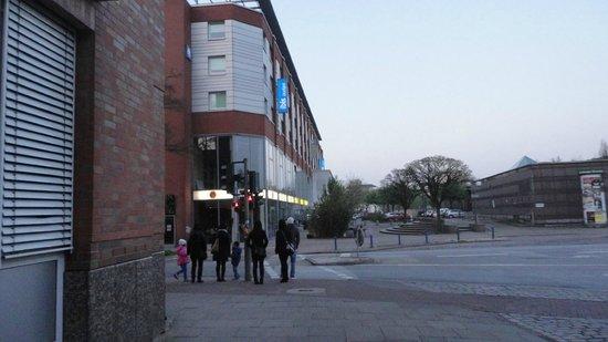 Ibis budget Hotel Hamburg City Ost: Hotel