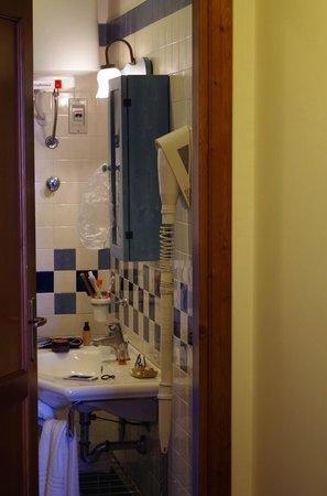 Hotel / Villaggio Cala Mancina: Bagno
