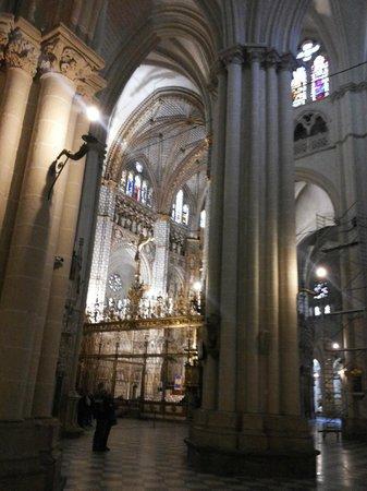 Catedral Primada: внутри храма