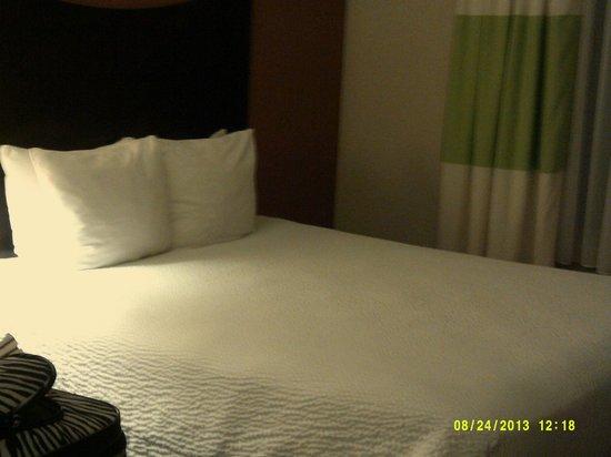 SpringHill Suites San Antonio Downtown/Alamo Plaza: Pillow top mattresses