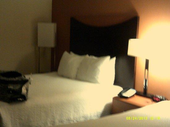 SpringHill Suites San Antonio Downtown/Alamo Plaza: Clean Rooms