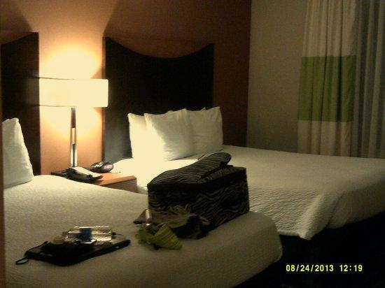 SpringHill Suites San Antonio Downtown/Alamo Plaza: Spacious